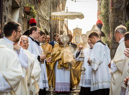 CORPUS CHRISTI (A) 2020                        LA PRESENCIA REAL DE CRISTO EN LA EUCARISTÍA