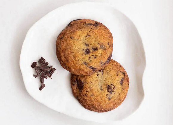 Cookie Chocolat noir & Fleur de sel - 70g