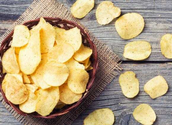 Chips artisanales de l'Aveyron - Nature - 125gr