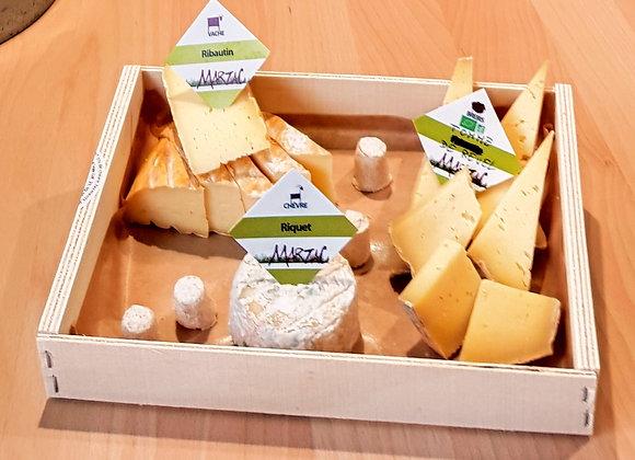 Plateau de fromages 4 personnes