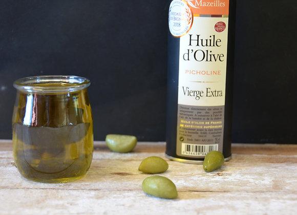 Huile d'olive Picholine - 250ml