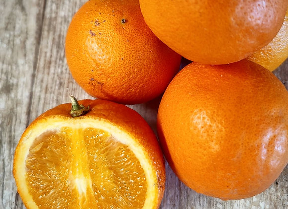 Oranges Navel - BIO - env. 1kg - 2 133km