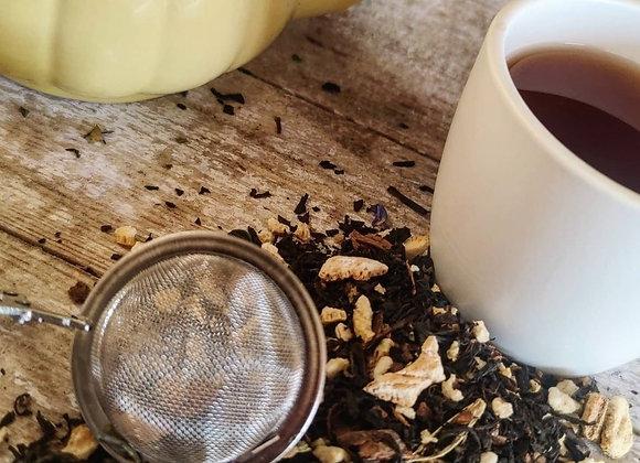 Thé noir aux épices - Snow Chaï - 50g