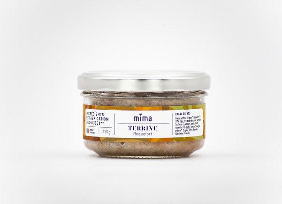 Terrine au Roquefort - BIO