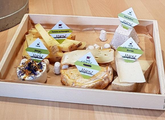 Plateau de fromages 8 personnes