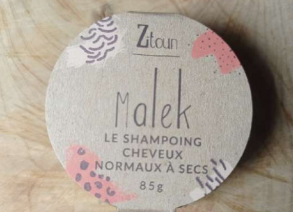Shampoing solide - Cheveux normaux à sec
