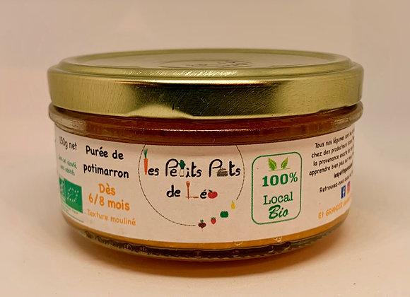 Purée de potimarron et pomme de terre BIO - dès 6 mois - 150g