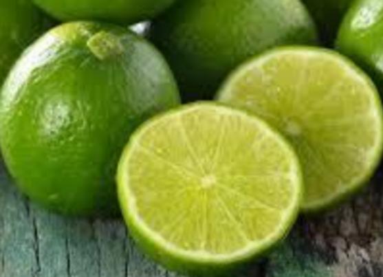 Citrons verts - BIO - 4 pièces - 1 252km