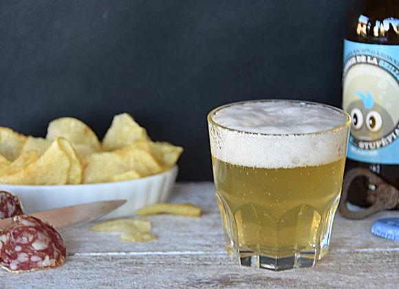 Bière blanche la Stupéfiante