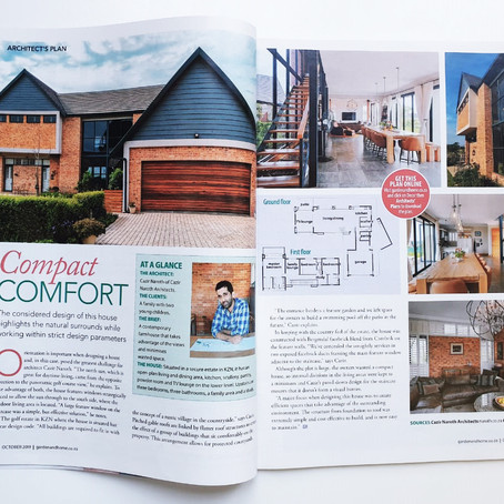 #1 Magazine Feature - Garden and Home : House 2289