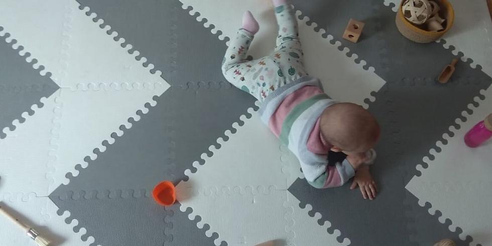 La importància del moviment en els nadons