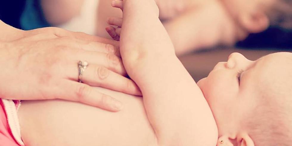 Curs de massatge per nadons, contes i cançons!  A Granollers