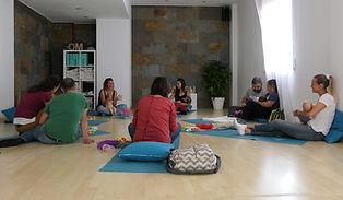 taller de contes sobre la pell, massatge infantil
