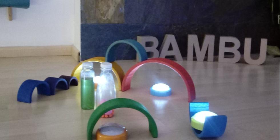 Laboratori: Llums i colors! A Mamalloca