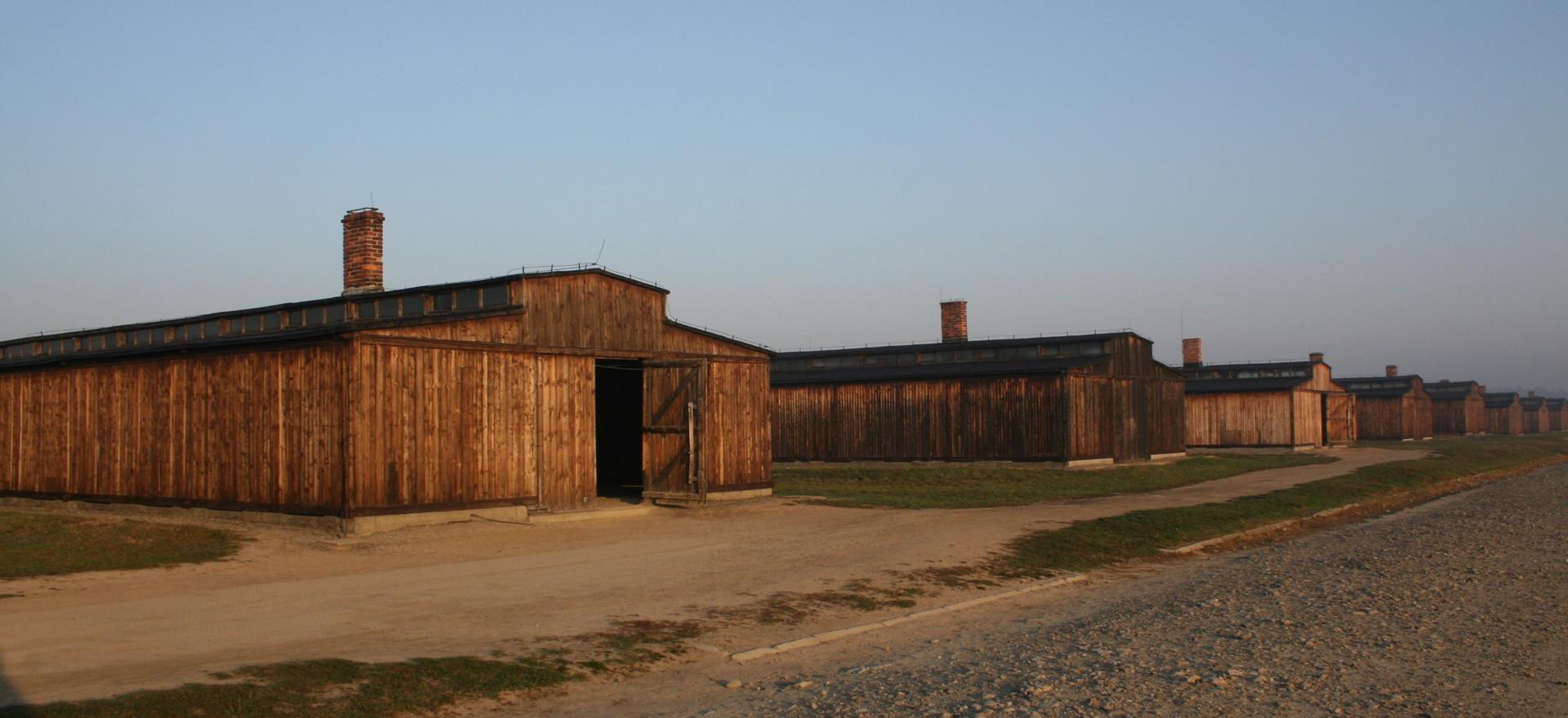 De barakken van BIIA
