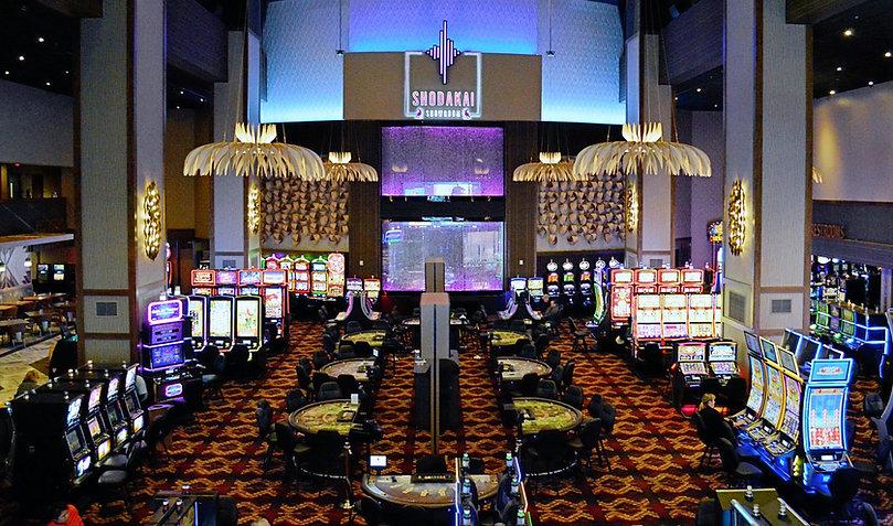 Coyote Valley Casino Floor 2021
