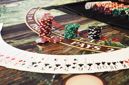 Coyote Valley Casino Table Games