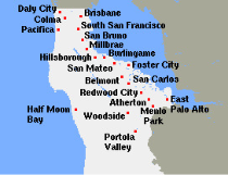 Covid-19 RT-PCR Test: San Mateo County