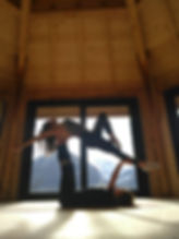 Acro-yoga Crésuz