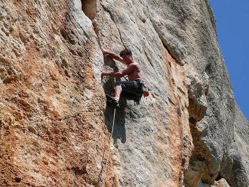 """Semaine d'escalade en falaise """"BASE 3"""""""