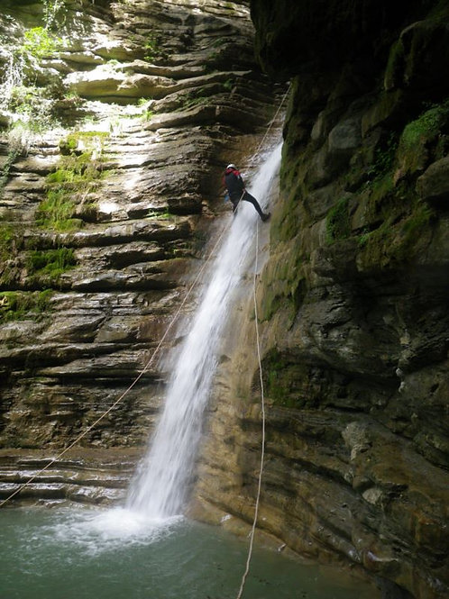 ESCALADE & CANYONING Adultes