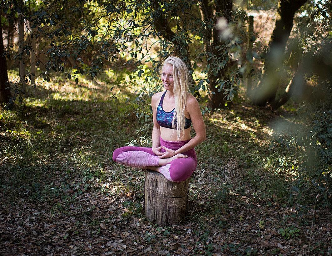 "Yoga ""doux"""