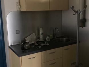 Keukenblokje entresol