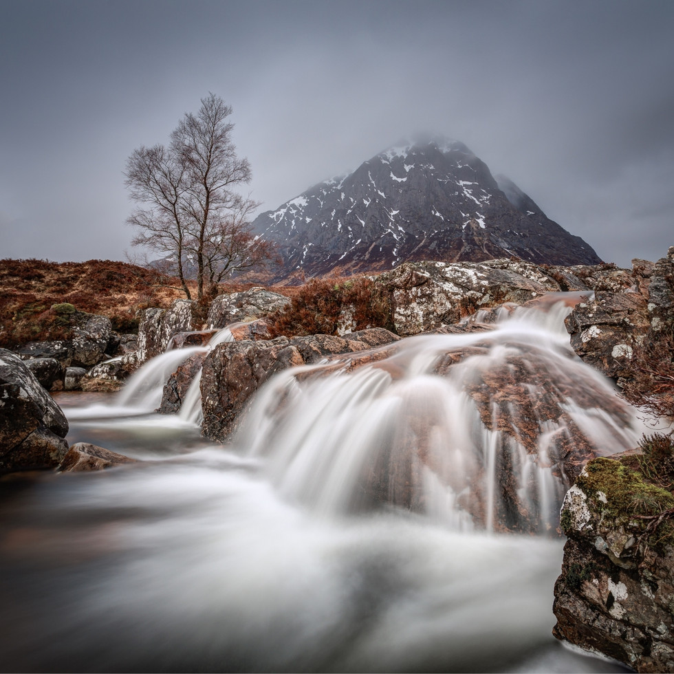 COLOUR - Glencoe Flow by Darren Brown (13.5 marks)