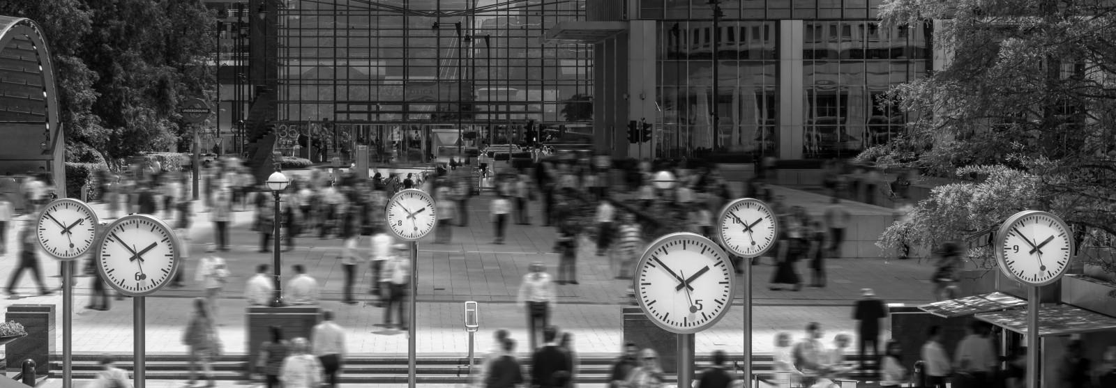 MONO - Clocks by John Sullivan (10 marks)