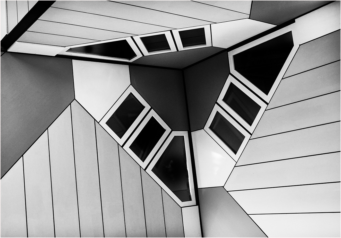 'Building Detail' by Ray Magill (10 marks)