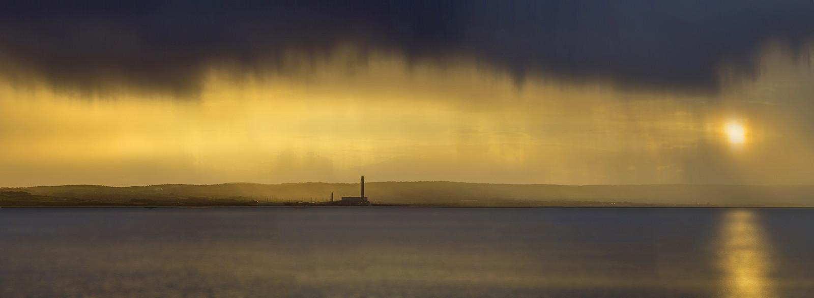 PDI - Belfast Lough by Alan Field (9 marks)