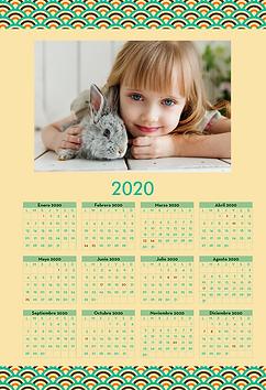 Calendario Una hoja A3 Cenefa Icono.png