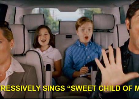 The Huddle #12: Sweet Child O' Mine