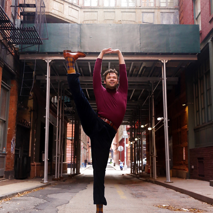 IN-STUDIO | Nathan Fister: All Levels Theatre Dance