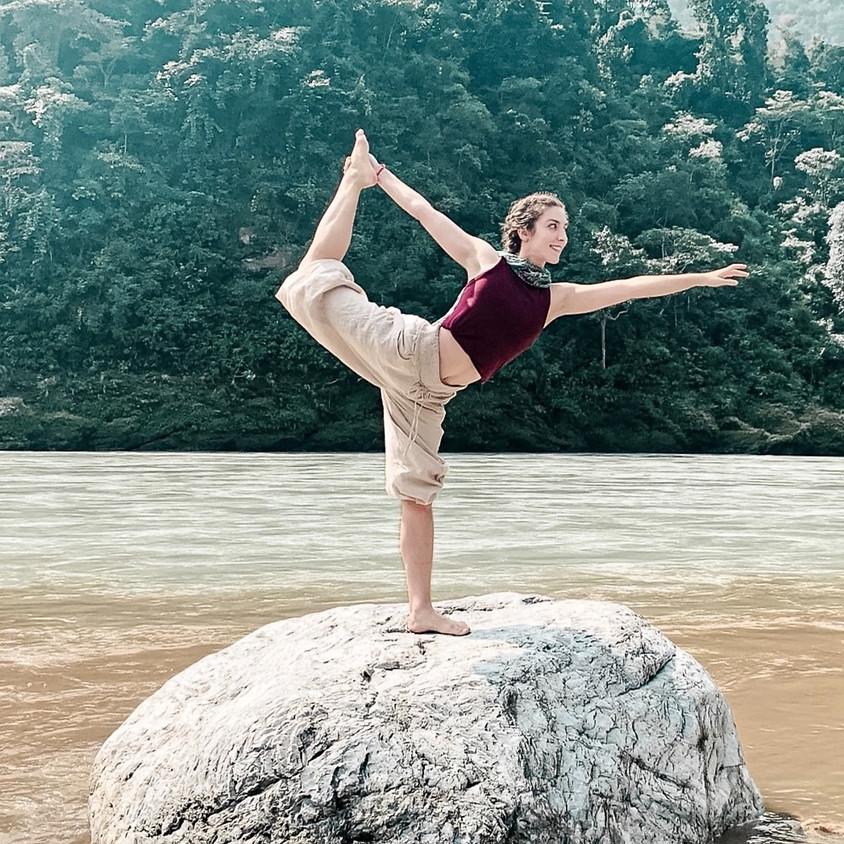 VIRTUAL LIVESTREAM   Brittany Stone: Yoga Slow Flow - All Levels