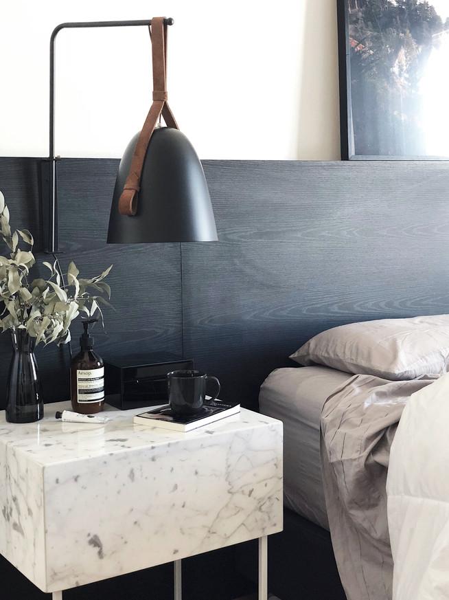 Sunday bedroom