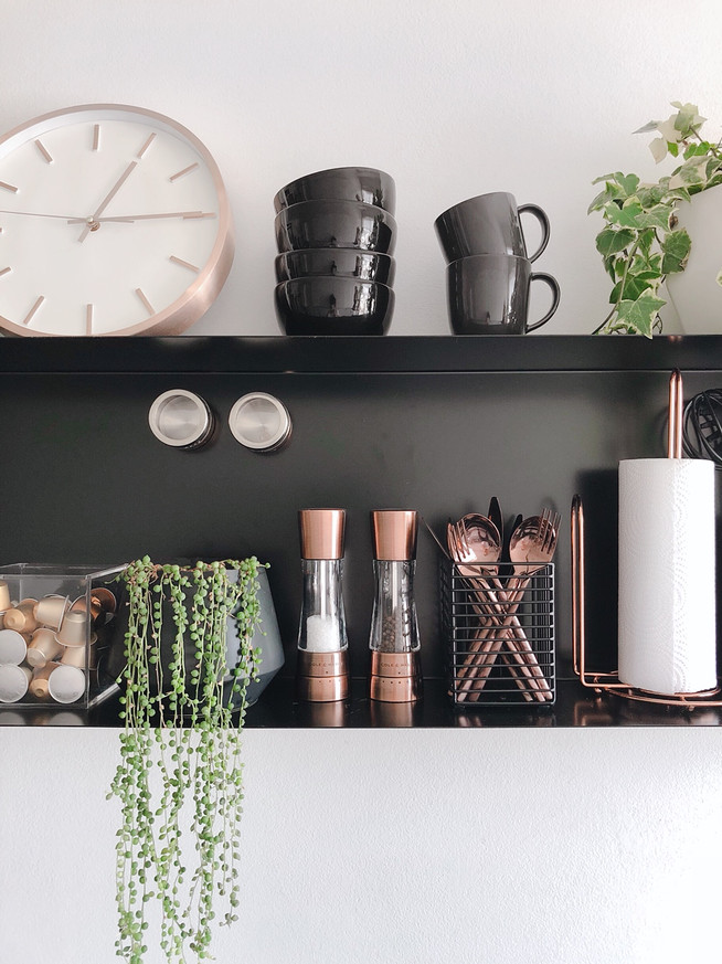 Kitchen shelfie