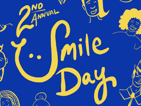 2nd Annual Smile Day #SmileStory Video