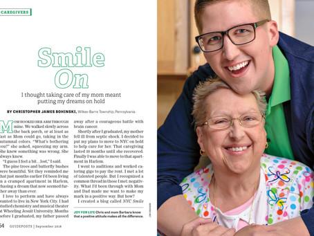 Smile On (Magazine Article)