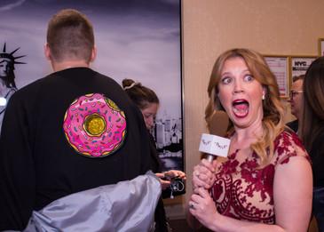 Patti Murin Donut Day.JPG