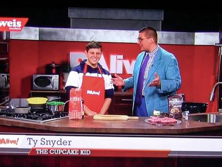 Ty the Cupcake Kid!