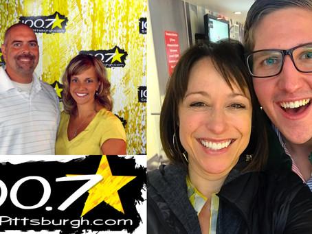 100.7 Star Pittsburgh Radio Spot