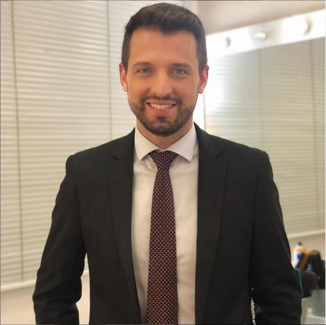 Eduardo Scola - Ric TV Record