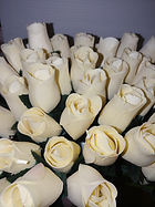 Rose bud _ WHITE