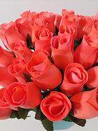 rose bud coral