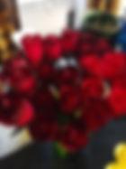 Red Black tips Open Rose.jpg