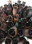 rose bud black