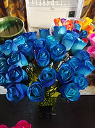 light blue dark blue tips Open Rose.jpg