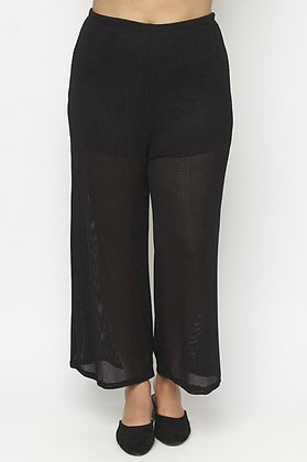 Better With You Black Pauchi Pants