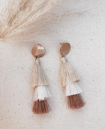 Madison Fringe Earrings